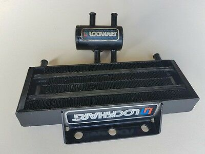 Lockhart Motorcycle Oil Cooler With Thermostate