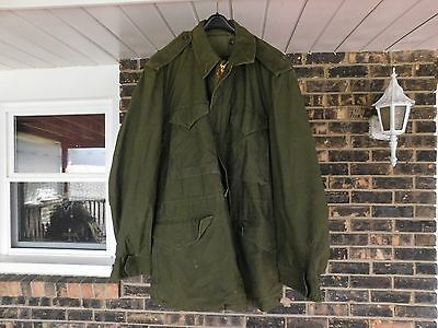 M-51 Field Jacket Dated 1952 And In Great Original Condition Look At Photos