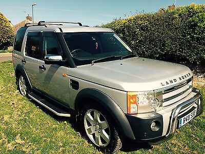 2005 landrover discovery 3 HSE 7 Seater 2.7TD V6 -  cheap tax