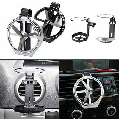 Cup Holder Folding Stand Mount For Car Auto Truck Vehicle Universal Drink Bottle