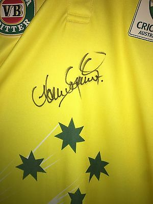 Andrew Symonds Signed Australia One Day Shirt with Authenticity Certificate