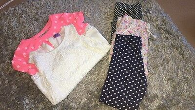 Girls Trouser And Top Bundle 4-5 Years