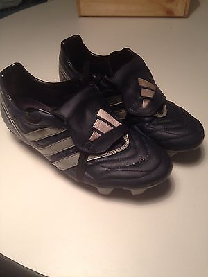 Rare Blue Adidas Predator Prototype Mundial  Nova Football Boot Size Uk 9