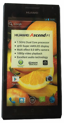 New Huawei Ascend U9200 - Black - Dummy Display Phone - Uk Seller