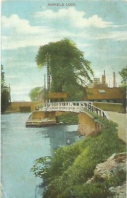 [Ref.35] ENFIELD LOCK,  ENFIELD, MIDDLESEX.