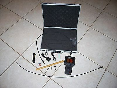 General borescope DCS1600 with 2 probes