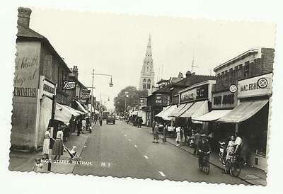 [Ref.106] HIGH STREET FELTHAM, (old) MIDDLESEX now London