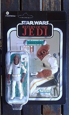 Star Wars Admiral Ackbar Vintage Collection Vc22