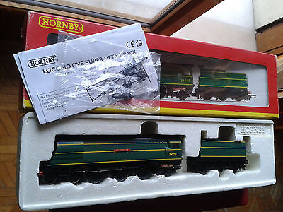 HORNBY R2315 - BR 4-6-2 West Country Class Clovelly - New in its box!!!