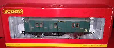 HORNBY R4340A - SR VAN malachite green - new in its box!!!
