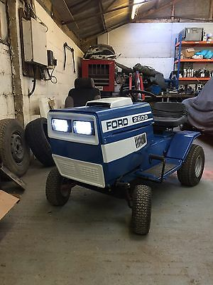Ford 2600 (wanna Be) Ride On Mower