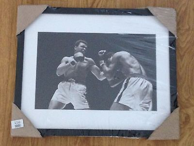 Walter Iooss limited edition photograph of Muhammad Ali fighting Ernie Terrell
