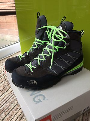 North face Verto S3K Hiking Walking Boots Size 10.5 Slightly Used