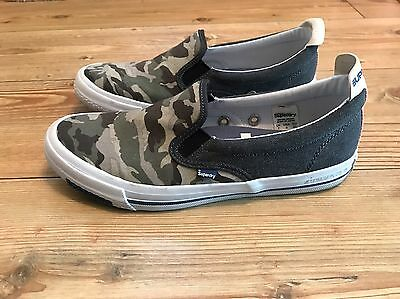 Superdry Camo Trainer Size Uk7