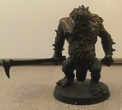 Lord of the Rings - Hill Troll chieftain Buhrdur