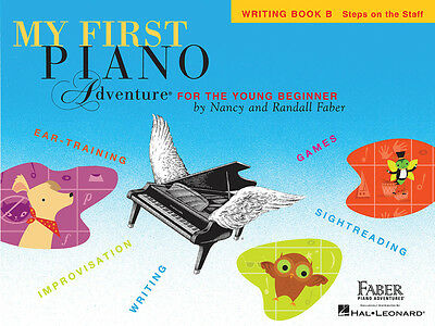 My First Piano Adventures for the Young Beginner - Writing Book B - FF1622