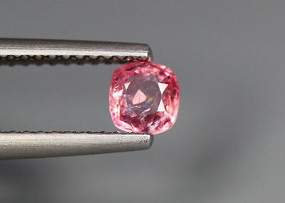 0.44 Cts_Unbelievable Gem Miracle Collection_100 % Natural Pink Spinel_Burmesh