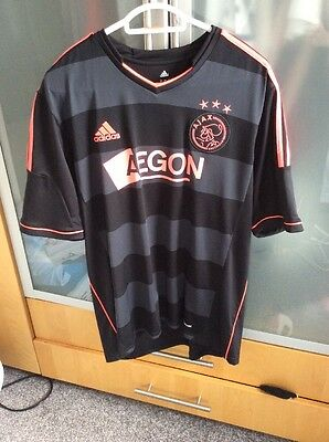 Men's Adidas Ajax Football Shirt Size XL