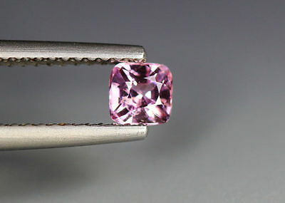 0.42 Cts_Unbelievable Gem Miracle Collection_100 % Natural Pink Spinel_Burmes