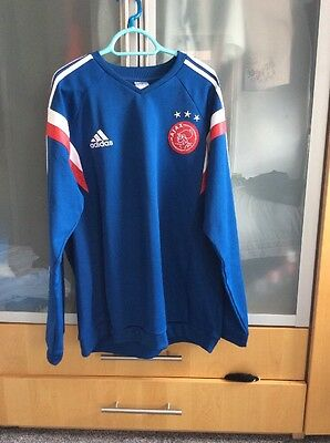 Men's Adidas Ajax Training Top Size XL