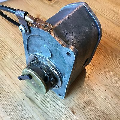 WW1 Royal Army Flying Corp Plane Hand Crank Starting Magneto