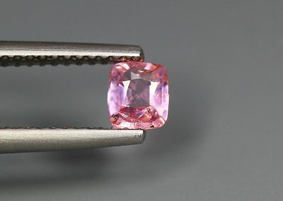 0.42 Cts_Unbelievable Gem Miracle Collection_100 % Natural Pink Spinel_Burmesh