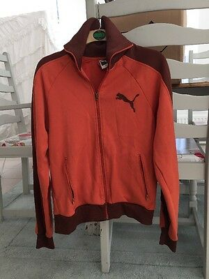 Vintage puma Tracksuit Top - Rare Mens Women's Small