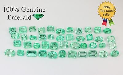 Genuine 95.11TCW precious mines Green Emerald loose gemstone wholesale lot Video