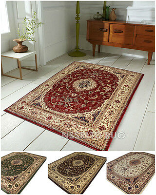 Luxury Heritage Persian style Excellent Quality Large Small Runner Rug Carpets