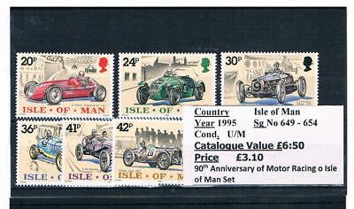GB Stamps - Regional Issues - IOM & Jersey etc