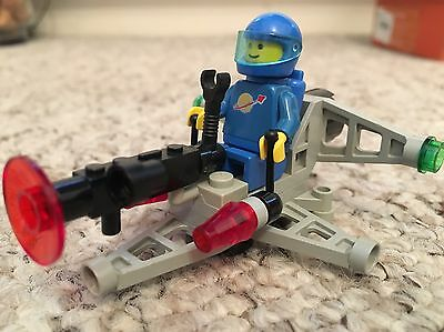 Lego Space Astro Dasher (6805) Complete With Instructions