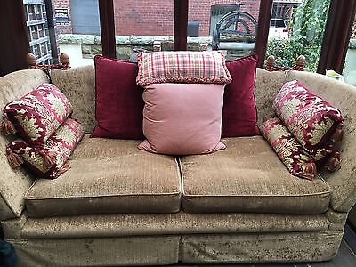Double Drop arm sofa Large Two Seater