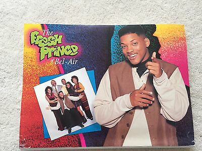Fresh Prince Of Bel Air Original NBC Studio Fact/press Pack. *RARE* Will Smith