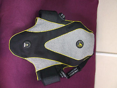 Forcefield Pro Sub 4 Back Protector size medium, new