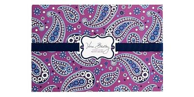 Vera Bradley   Under Cover Laptop Skin   Boysenberry      New With Tag