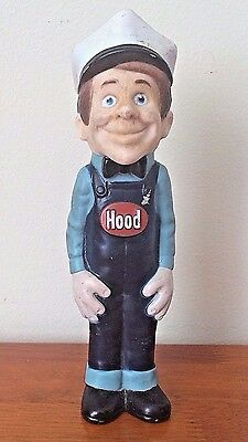"""Vintage 1981 Henry H.P. Hood Advertisement Plastic Doll  Squeeze Toy ~ 10"""" Tall"""