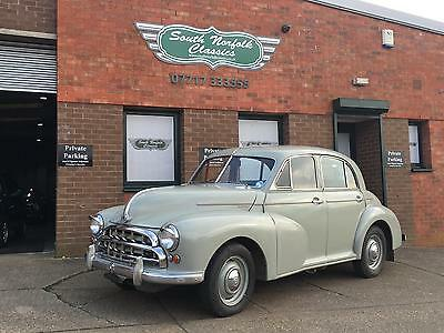 1953 Morris Oxford MO, 1 owner from new