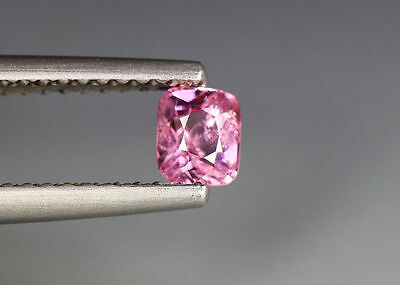 0.37 Cts_Unbelievable Gem Miracle Collection_100 % Natural Pink Spinel_Burmes