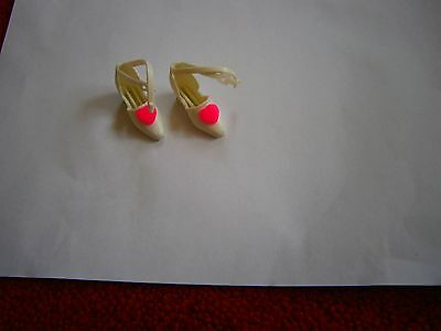 Sindy doll  wedge shoes