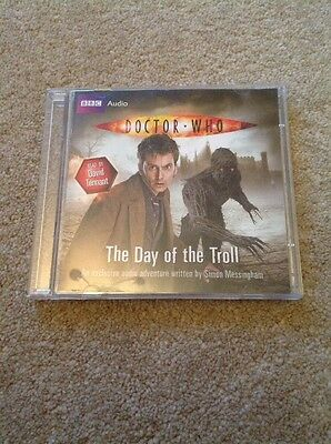 Doctor Who The Day Of The Troll Audiobook.