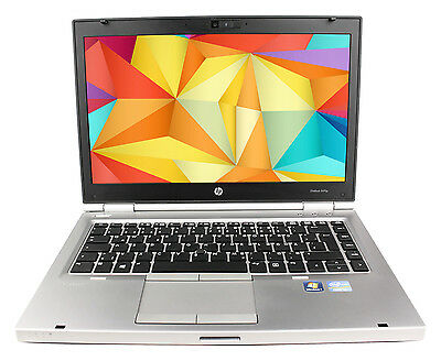 HP EliteBook 8470p Core i5-3320M 2,6GHz 4GB 320GB DVD-RW Win7 1600x900 Webcam B!