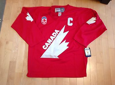 Vintage Wayne Gretzky Team Canada Jersey - BNWT - men's medium