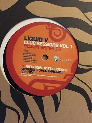 Liquid V Pack, X10 Records. Classic Drum And Bass!