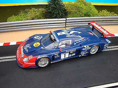 Slightly Used Unboxed Scalextric Maserati Mc12 In Excellent Complete Condition