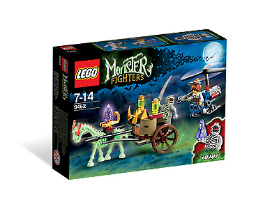RARE NEW LEGO Monster Fighters The Mummy 9462 -  Sealed