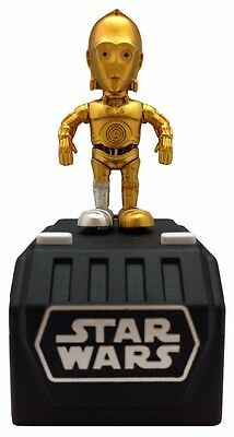 STAR WARS SPACE OPERA C-3PO Electric March Figure TAKARA TOMY from Japan