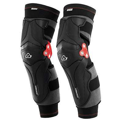 Acerbis X-Strong Knee Brace Knieschützer Mit Gelenk No Kneebrace Guards Downhill