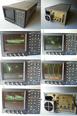 TEKTRONIX WFM601M VECTOR E Waveform Monitor SDI Broadcast