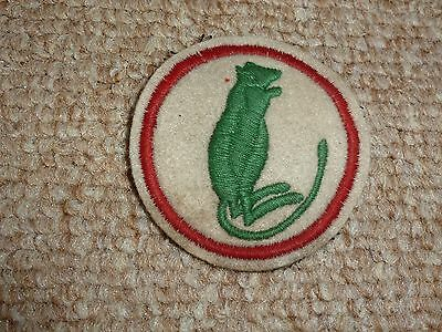 WW2 7th Armoured Brigade Formation Badge