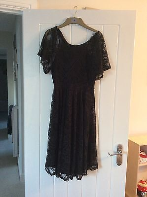 asos size 10 maternity dress- fab condition